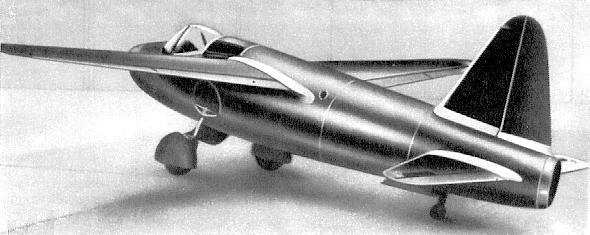 Heinkel He-178 V1Heinkel He 178