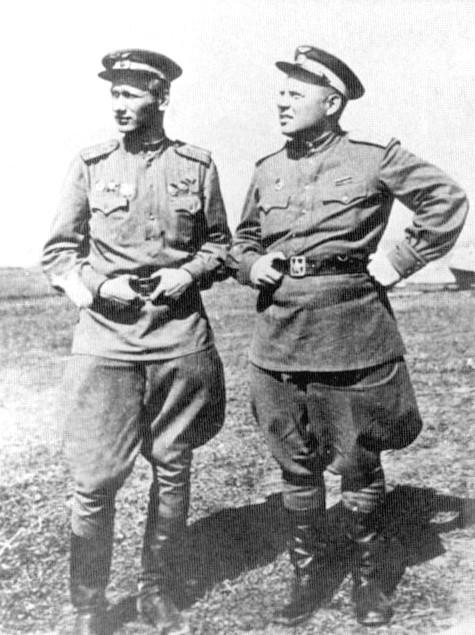 Константинов Анатолий Устинович - советский военный летчик ...