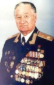 Константинов Анатолий Устинович - советский маршал авиации ...