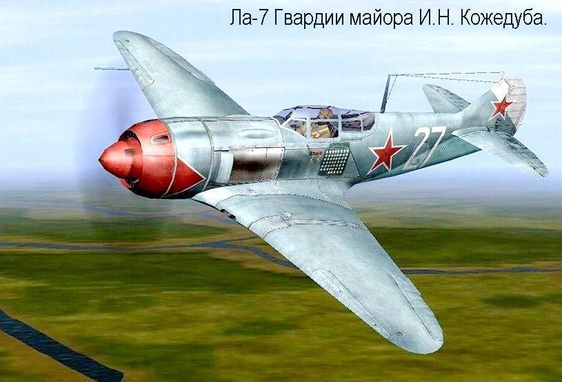 Поединок Кожедуба с Ме-262