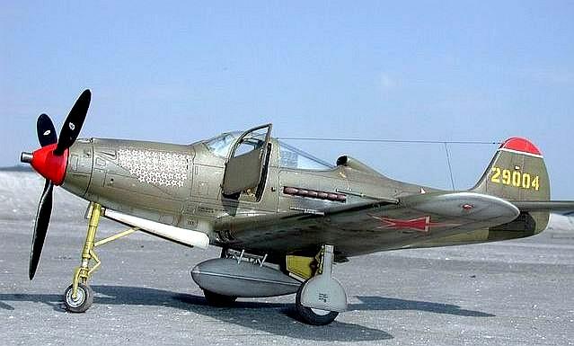Р-39N А.И.Покрышкина