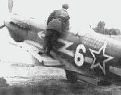 Як-3 Марселя Альбера