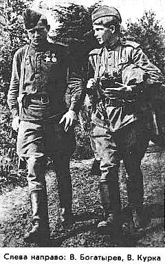 Юный воин, доброволец, снайпер, командир взвода Красной Армии, в период Великой Отечественной войны...