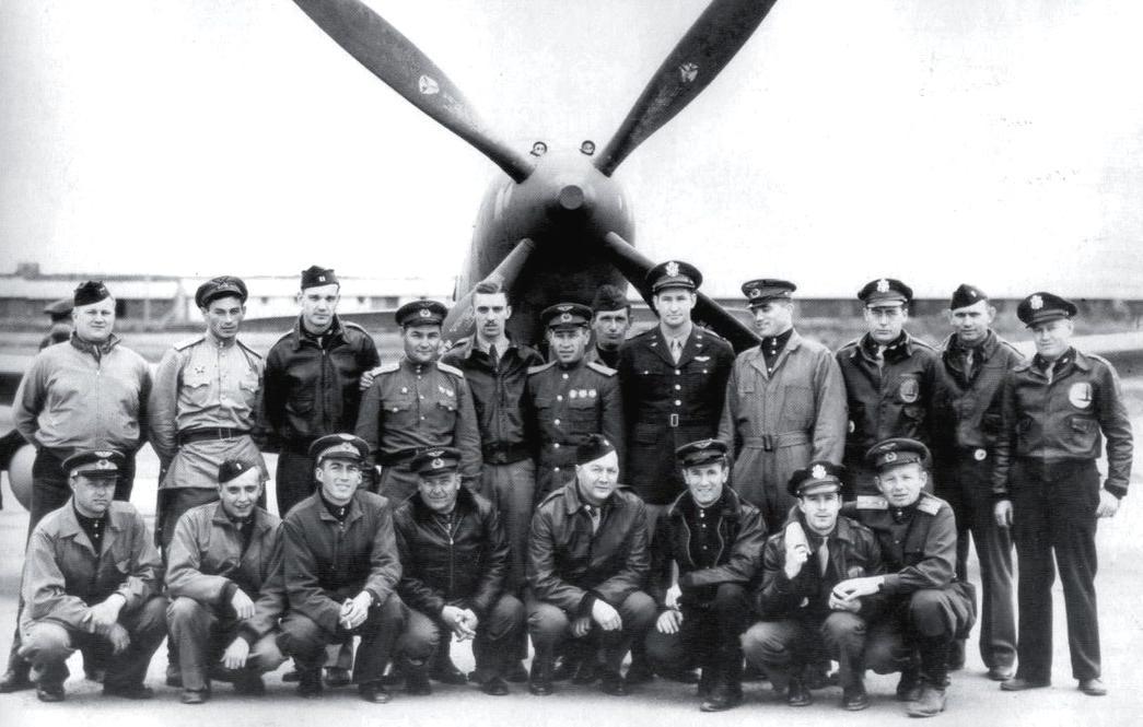 Х.ф.летчики второй мировой войны