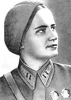 М.М.Раскова
